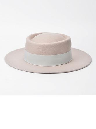 Parit' Herättävää/Kuumin Villa Fedora Hat/Kentucky Derbyn hatut