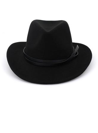 Unisex Unique Felt Fedora Hat