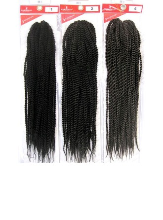 Twist Braids Synthetic Hair Braids 30strands per pack 80g