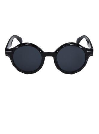 UV400 Retro /Vintage Wayfarer Redondo Oculos de sol