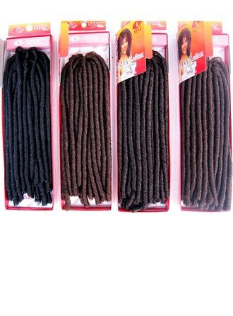 Dread Locks/Faux Locs Synthetic Hair Braids 15strands per pack 90g