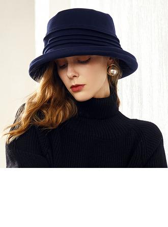 Bayanlar Glamourous/Klasik/Şık Polyester Disket Şapka