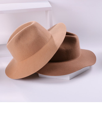 Ladies' Glamourous/Simple/Nice Wool Floppy Hats