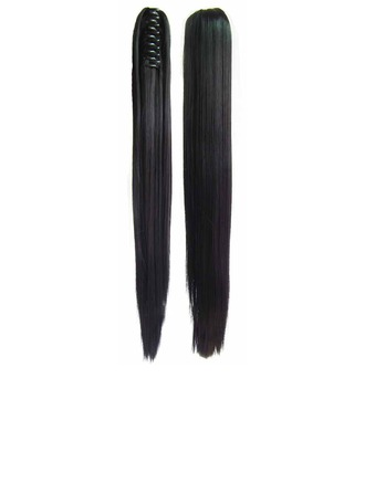 Straight Synthetic Hair Ponytails (Sold in a single piece) 150g
