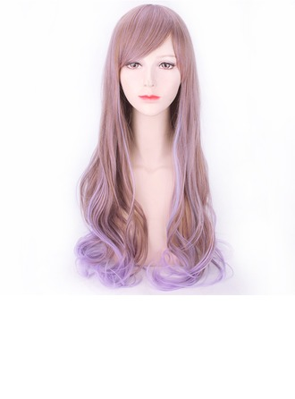 Loose Wavy Synthetic Hair Capless Wigs Cosplay/Trendy Wigs 350g