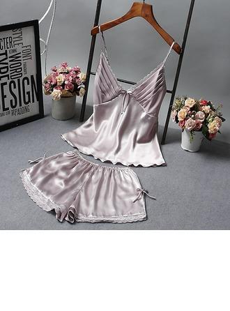 Hodváb Feminin/Mode Nattkläder
