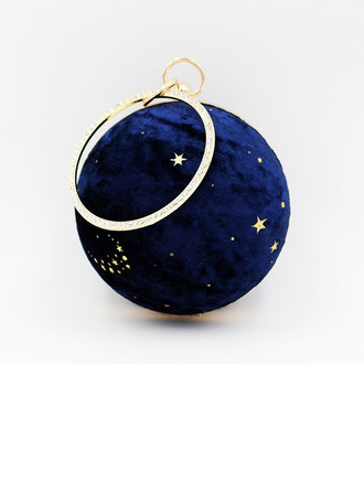 Special/Cute Velvet Clutches/Evening Bags