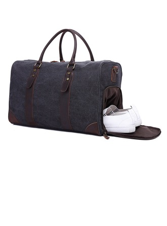 Groomsmen Подарки - классический холст Спортивная сумка