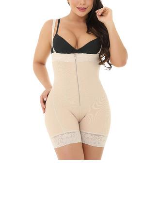 Naiset Tyylikäs/Charmia Polyesteri/Elastaani body Shapewear