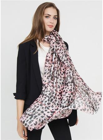 Leopard nadměrné velikosti/móda Bavlna/Prádlo šály ()