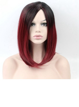 Straight Synthetic Hair Synthetic Wigs 220g
