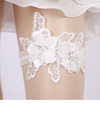 Mode/tappning utformar bröllop Strumpeband