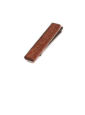 марочный Драўніна медзь заколка для галстука