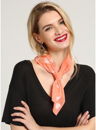 Collo/Piazza/attraente/semplice Cotone bandane