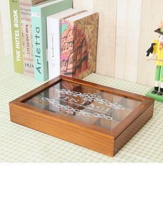 Bride Gifts - Beautiful Classic Wooden Jewelry Box