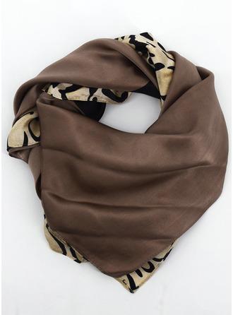 Leopard Hals/Quadrat Schal