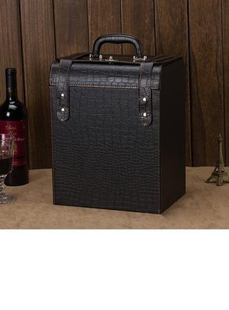 Groom Gifts - Classic Elegant Fashion Pu Gift Box/Bag