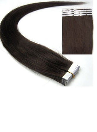 4A Non remy Straight Human Hair Tape in Hair Extensions 20PCS 30g
