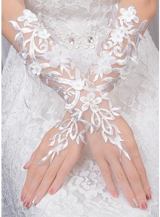 Tiul Rękawiczki Ślubne