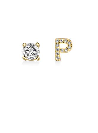 Невеста Подарки - Персонализированные увлекательные нежный стерлингового серебра Цирконий Серьги