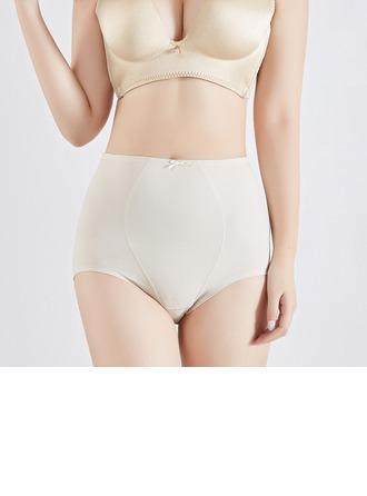 Kvinner Klassiek Polyester/Spandex Kleur/Chinlon Panty Shapers Corrigerend Ondergoed