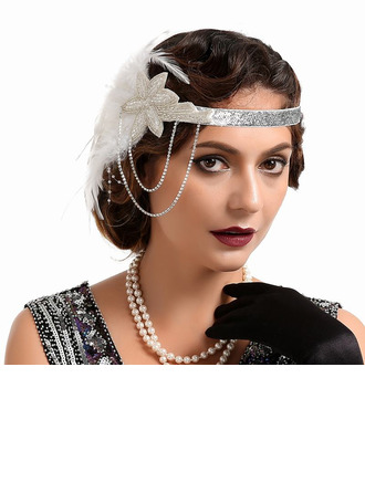 женские Гламурный/Уникальный/удивительный/Привлекательным перо с перо Вуалью/Кентукки дерби шляпы/Шапки для чаепития