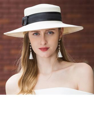 Dames Beau/Élégante Papyrus Chapeau de paille/Chapeaux de plage / soleil