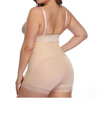 Mulheres Feminino/Sexy/Clássico/Discoteca/Elegante/Charme Spandex do/dacron Maiô Cintas