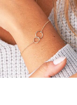 Anti-ossidazione Link & Chain Braccialetti a catena -