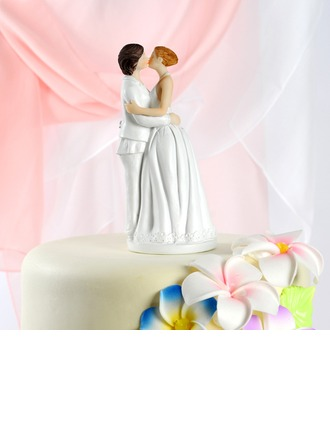 Same Sex Resin Wedding Cake Topper