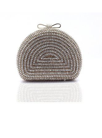 Gorgeous/Bright PU Clutches/Satchel/Evening Bags