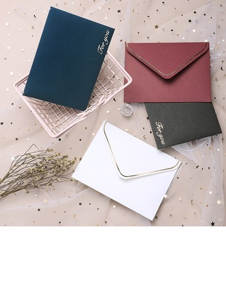Modern Style Side Fold Envelopes (Set of 50)
