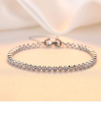 Anti-oxidatie Uitspraak Bruids armbanden Bruidsmeisje armbanden -