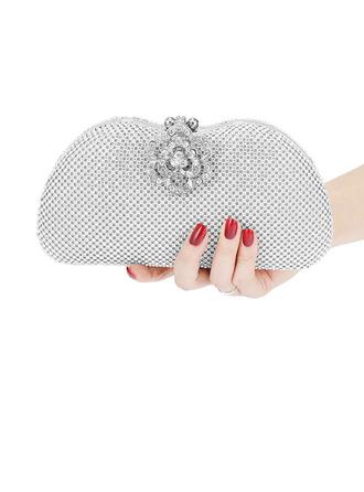 Elegant/Charming/Pretty Crystal/ Rhinestone Clutches/Evening Bags