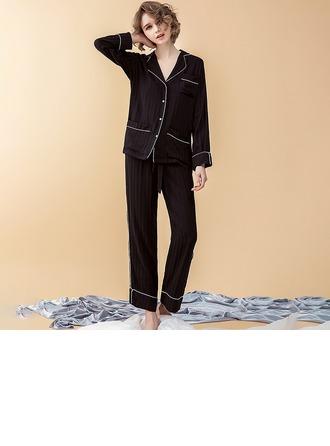 Modales Cómodo Femenino/Teenage Pijama conjunto