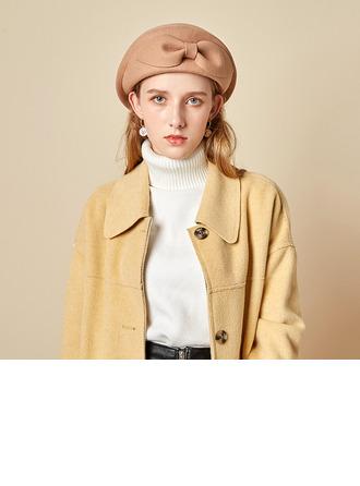 Bayanlar Güzel/Glamourous/Çekicilik Yün Karışımı Bowler / Cloche Hat