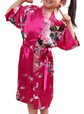 Polyester Fleuriste Robes Florales