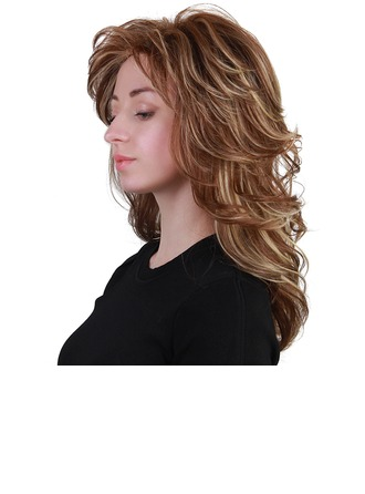 Deep Wave Human Hair Blend Human Hair Parykker 150g