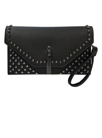 Elegant/Fashionable PU Clutches/Evening Bags