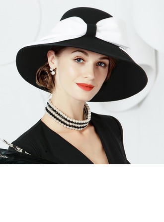 Bayanlar Göz alıcı Yün Disket Şapka