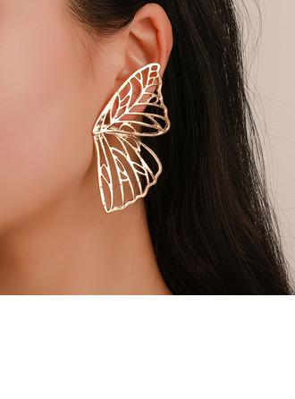 Exotic Alloy Women's Fashion Earrings