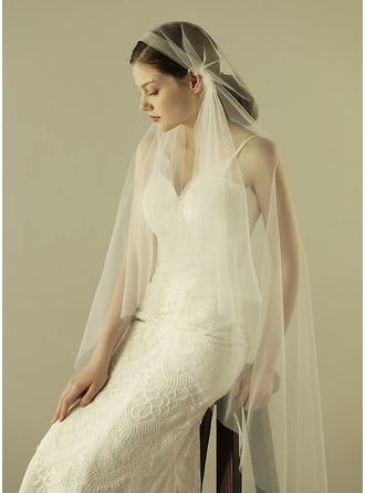 Bordo tagliato Velare da sposa valzer