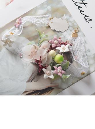 Hyvät Erityinen Silkki kukka Liikuttunut