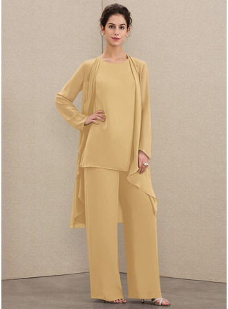Chiffon Mother of the Bride Dress