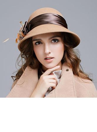 Sonar Naisten Tyylikäs Villa jossa Kukka Bucket Hat