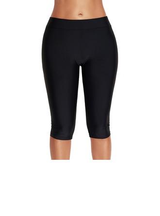 Femmes Style Classique/Sports Respirabilité/Imperméable Milieu-taille Shorts Corsets