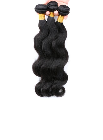Body Human Hair Human Hair Weave (Sold in a single piece)