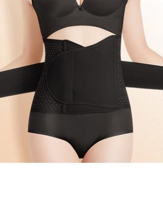 Women Sexy/Classic/Night Club Polyester Breathability Waist Cinchers Shapewear