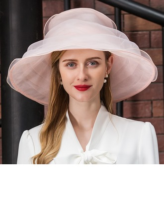 Ladies' Special Organza Floppy Hats/Kentucky Derby Hats/Tea Party Hats