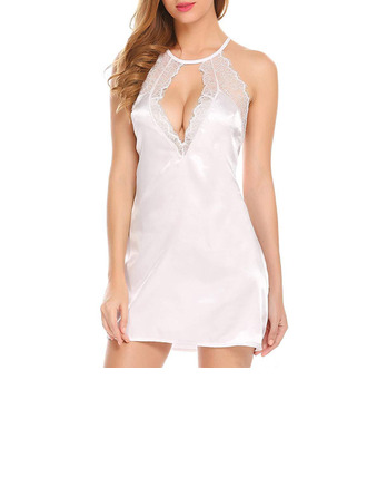 Klassisk stil polyester Nattkläder/Brudunderkläder/Slips